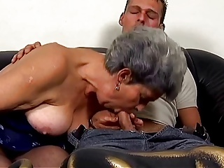mature interracial anal sex