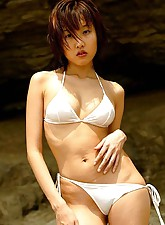 artistic chinese nude girl