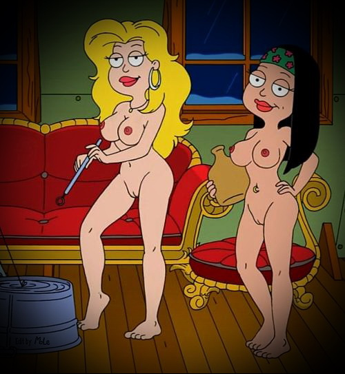 famous chicks naked