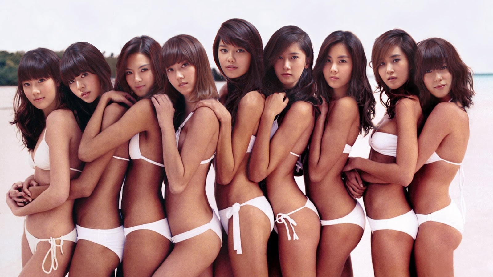 korean angels nude